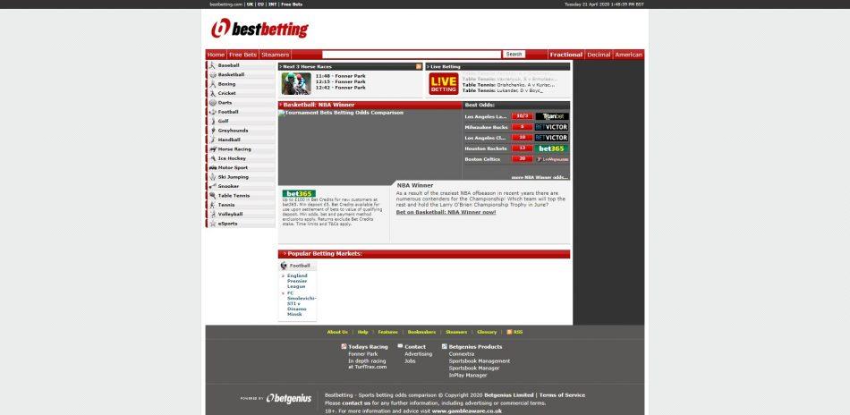 best betting incelemesi