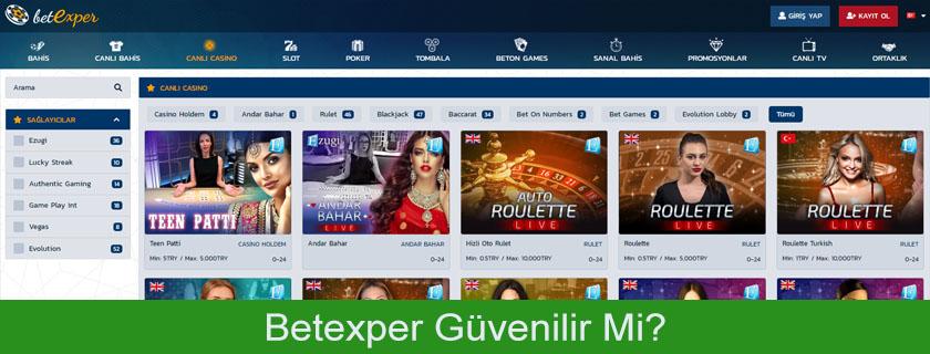 Betexper lisans bilgileri, Betexper lisans güncelliği, Betexper alt yapı sağlayıcıları, Betexper kullanıcı yorumları