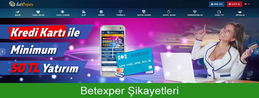 Betexper şikayetleri, Betexper yorumları, Bet exper müşteri hizmetleri, Betexper canlı destek