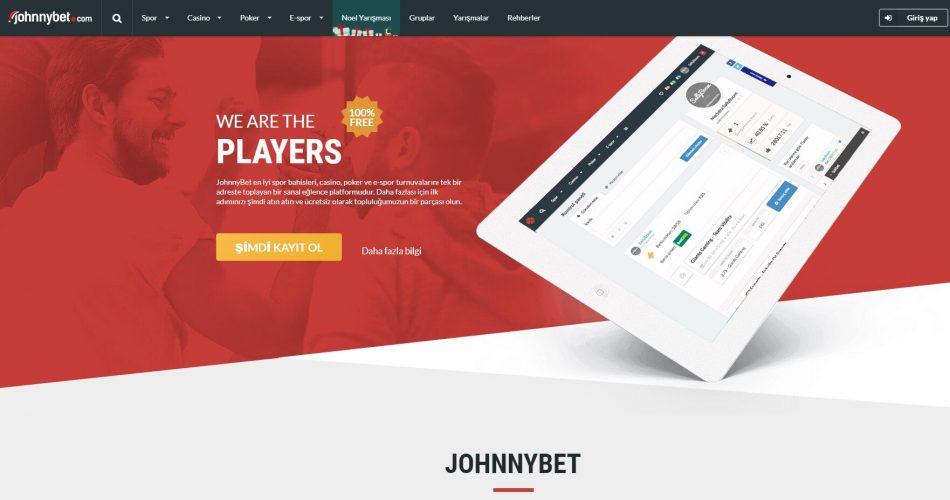 Johnnybet Türkiye Giriş Sayfası
