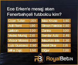 Ece Erken Mesaj Bahsi