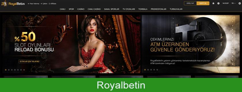 Royalbetin kullanıcı gözü ile incelemesi
